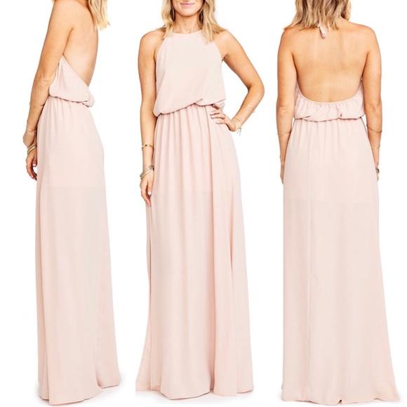 Show Me Your MuMu Dresses & Skirts - Show Me Your MuMu Heather Maxi Dress XS